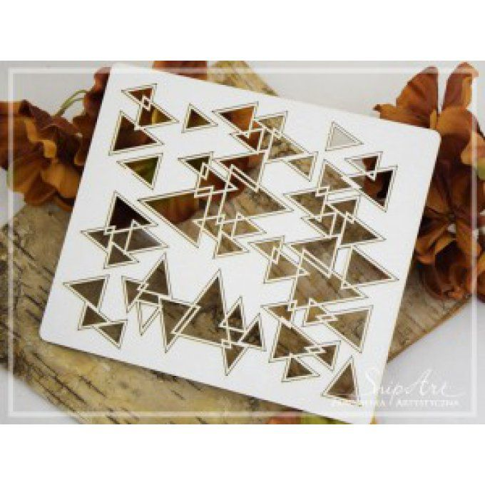 Chipboard, Triangles