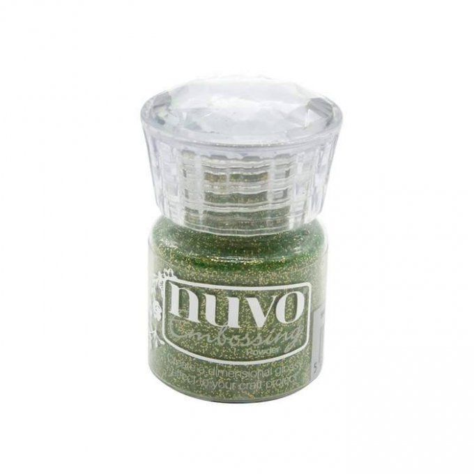 Nuvo, Poudre à embosser, Magical woodland