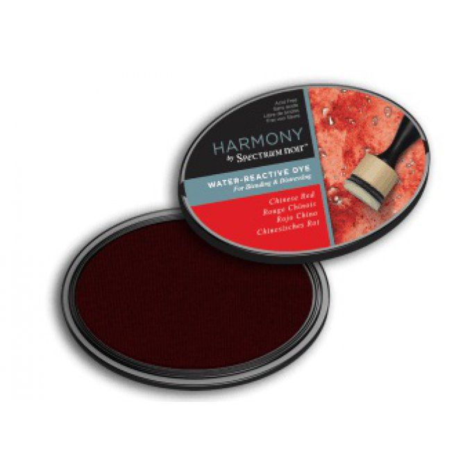 Encre, spectrum noir, Couleur : Chinese red