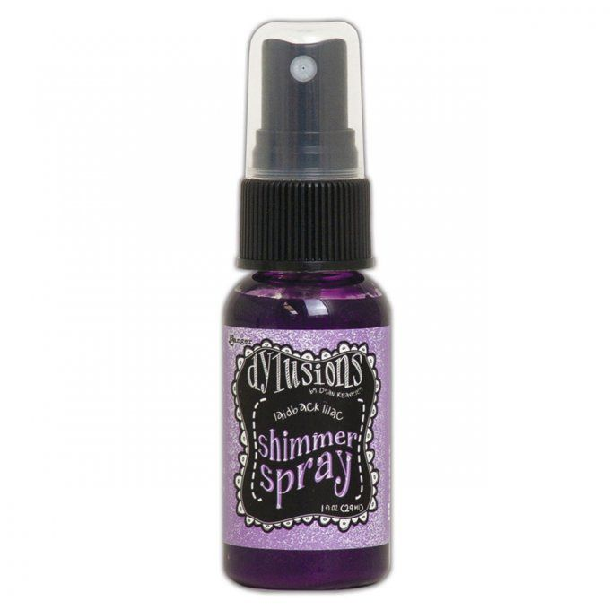 Shimmer Spray Dylusions - Laidback lilac - 29ml
