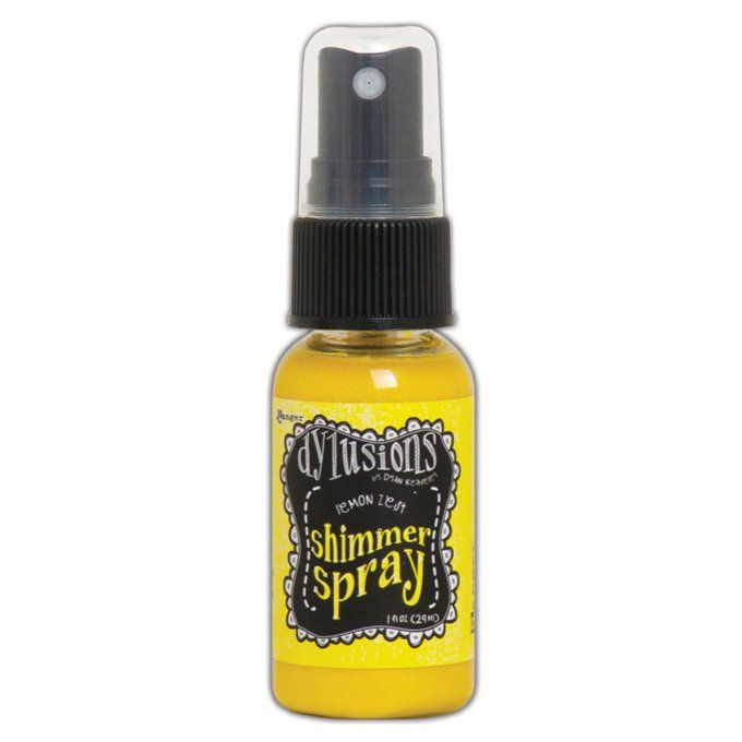 Shimmer Spray Dylusions - Lemon Zest - 29ml
