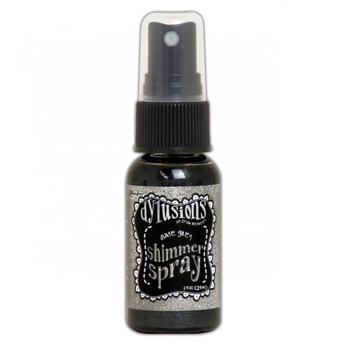 Shimmer Spray Dylusions - Slate grey - 29ml