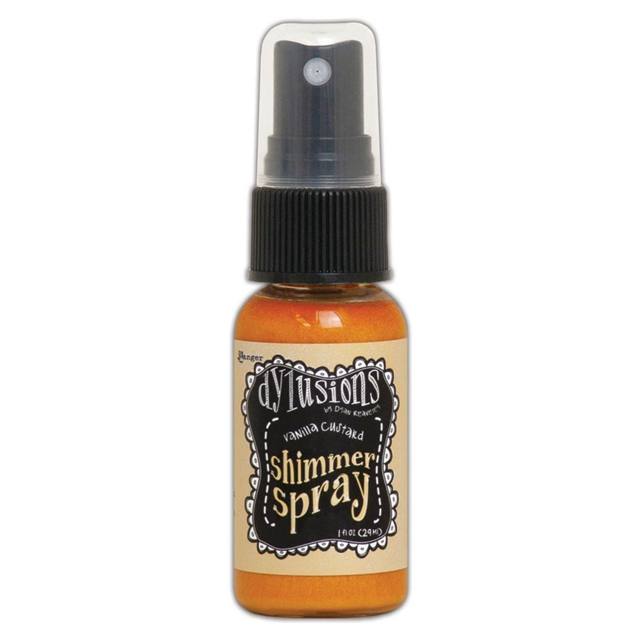 Shimmer Spray Dylusions - Vanilla custard - 29ml