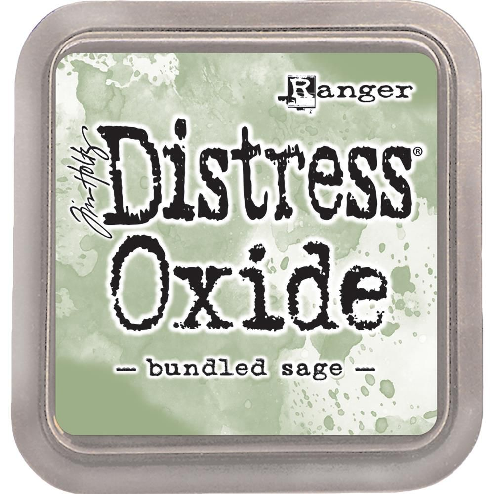 Distress oxide, Bundled sage