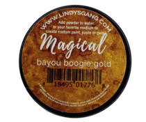 Pigment Magical, Lindy's, couleur Bayou boogie gold