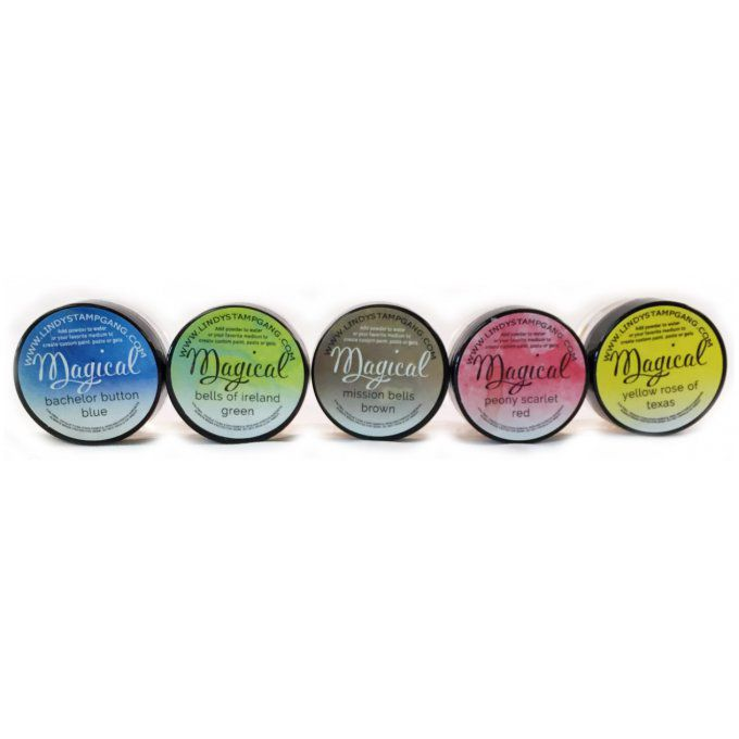 Pigment Magical, Lindy's, - Prairie wildflower