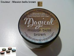 Pigment Magical, Lindy's, couleur Mission bells brown