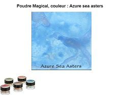 Pigment Magical, Lindy's, couleur Azure sea asters