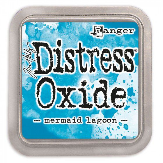 Distress oxide, Mermaid lagoon