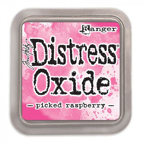 Distress oxide, Picked raspberry