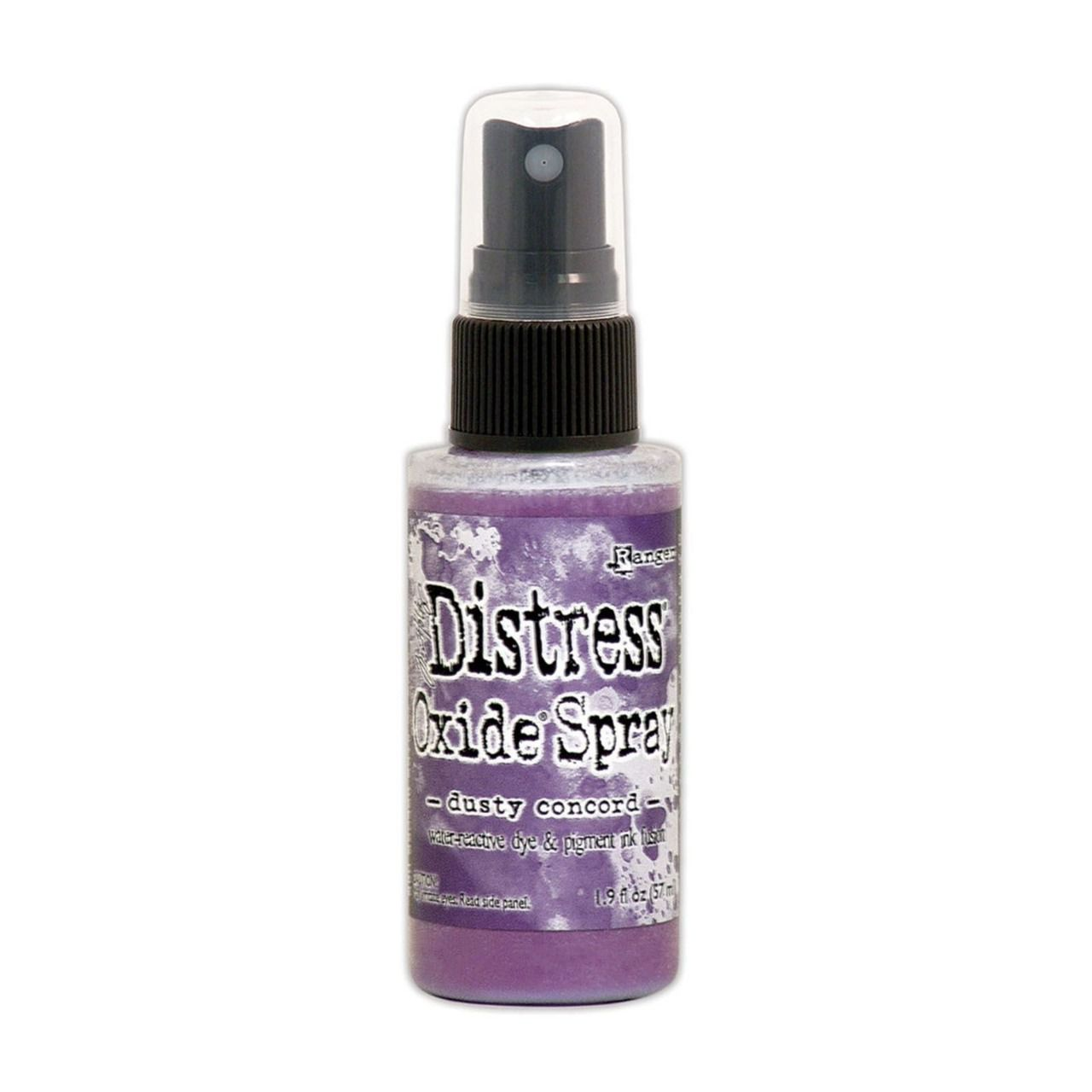 Distress spray oxide : dusty concord