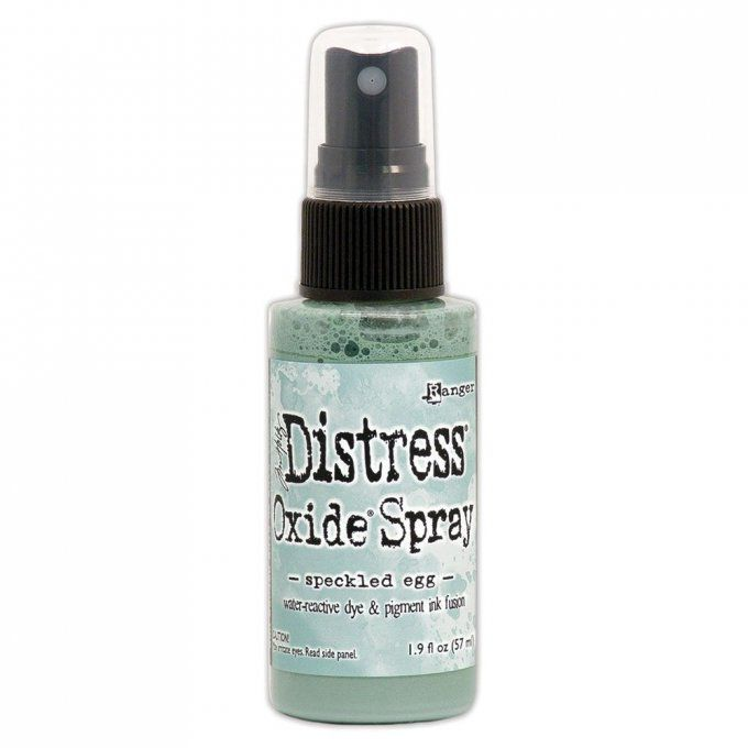 Distress spray oxide : Speckled Egg